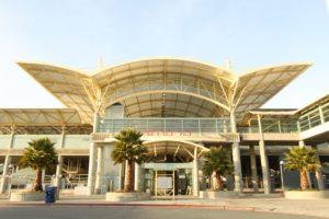 Millbrae, CA, BART, CalTrain, Train Station