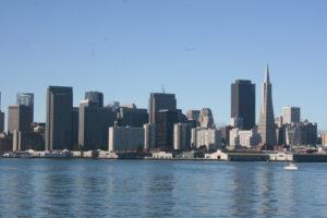 SF, San Francisco, Skyline, City Scape, Treasure Island