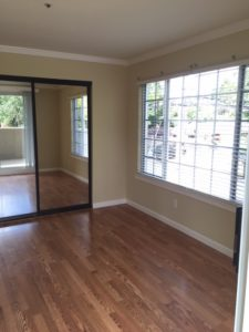 Living Room, Bedroom, Studio Apartment, Remodeled