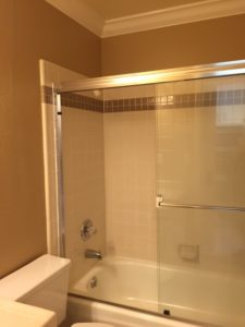 Bathroom, Remodeled, Studio, Apartment